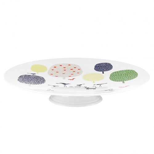kate spade new york About Town Cake Stand 29cm