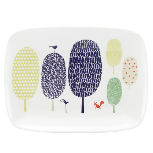 About Town Hors D'oeuvres Tray 35cm