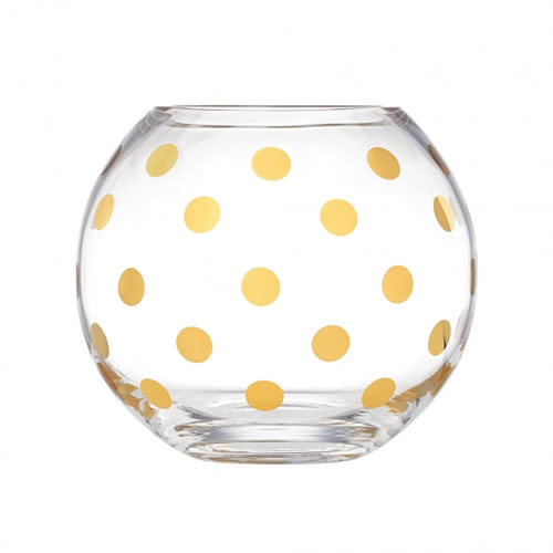 kate spade new york Pearl Place Rose Bowl 15cm