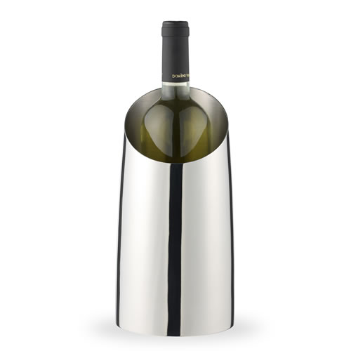 Wine Cooler in Stainless Steel