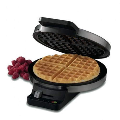 Classic Round Waffle Maker