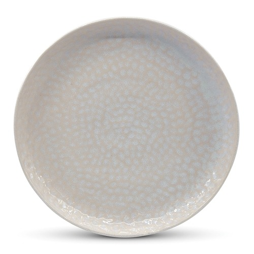 Adam D'Sylva Serving Platter in White 30cm