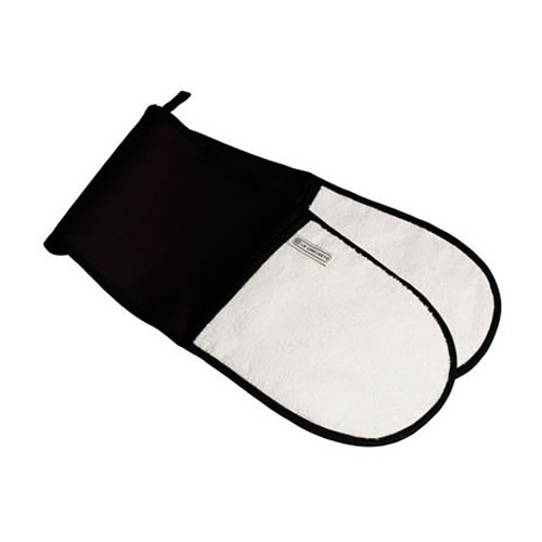 Black Double Oven Glove