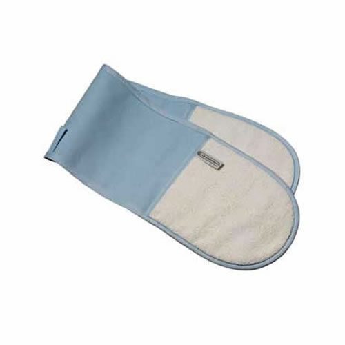 Coastal Blue Double Oven Glove
