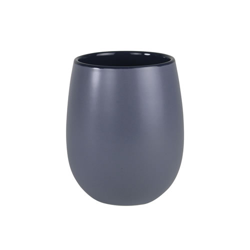 Coffee Run Chai Latte Mug in Grey