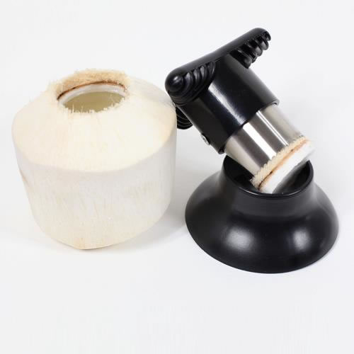 Coconut Opener in Black