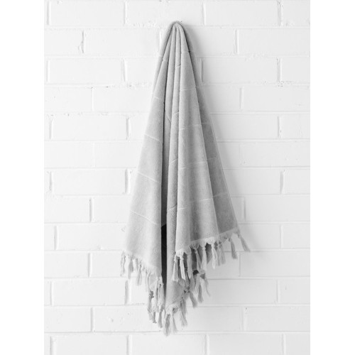Paros Bath Towel in Dove