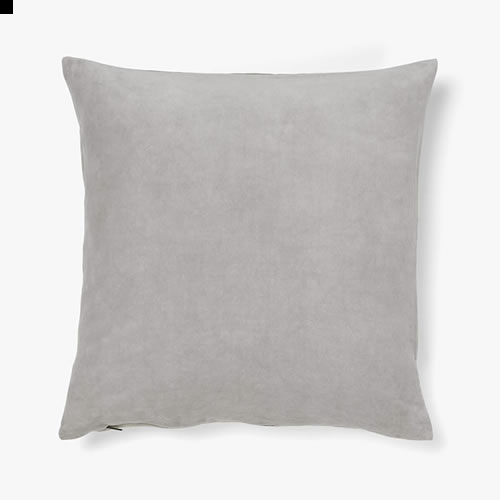 Luxury Velvet Cushion in Dove