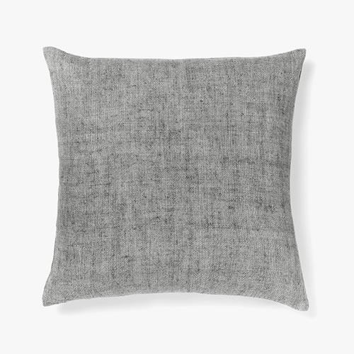 Vintage Smoke Linen Cushion