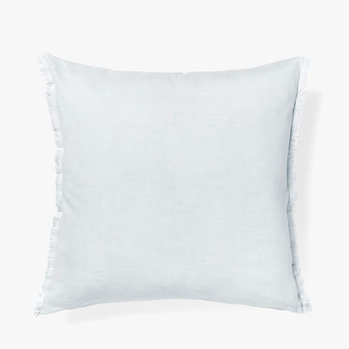 Fringe Cloud Blue Cushion