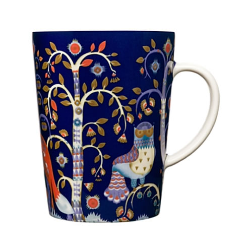 Taika Mug 400ml in Blue