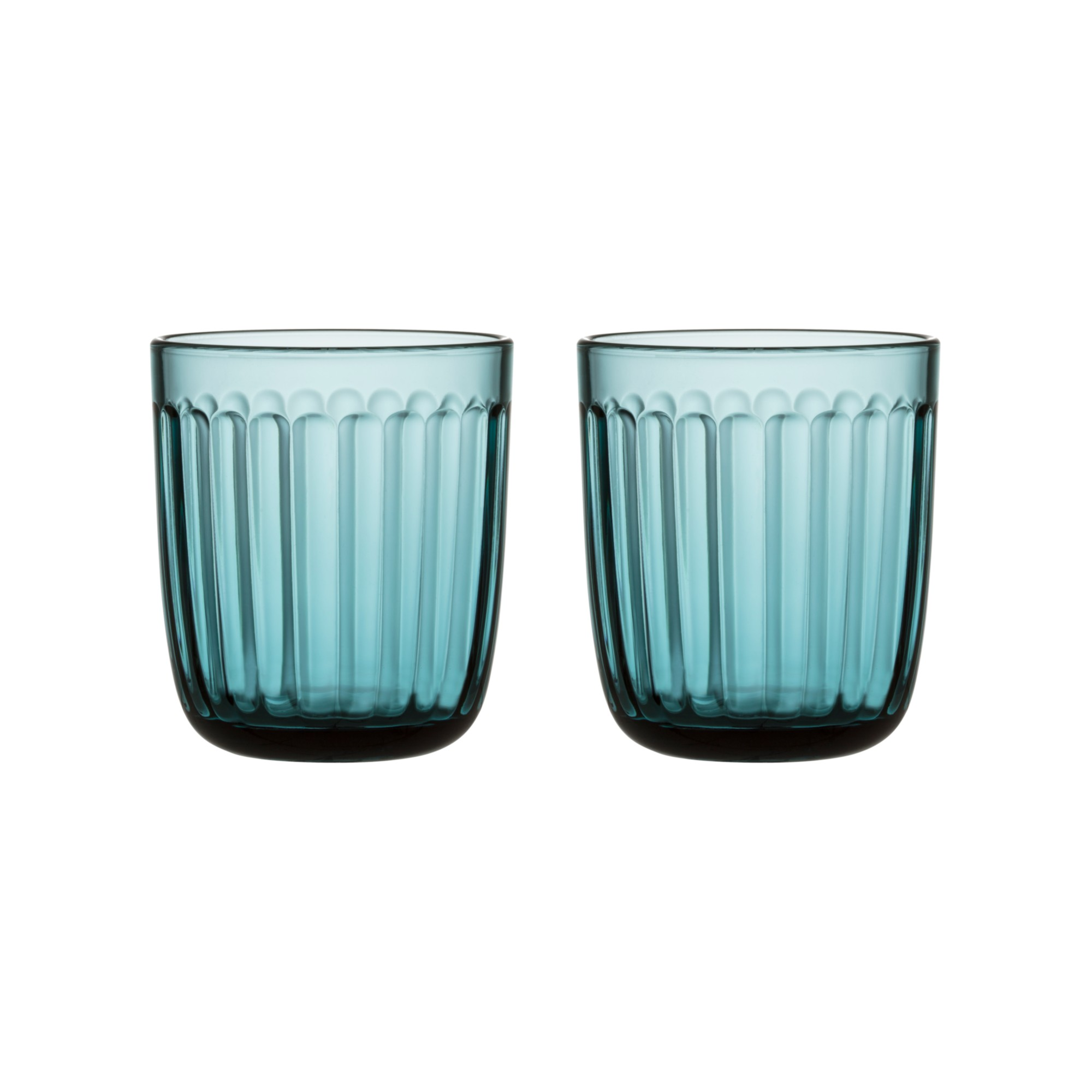 Raami Sea Blue Tumbler Set of Two
