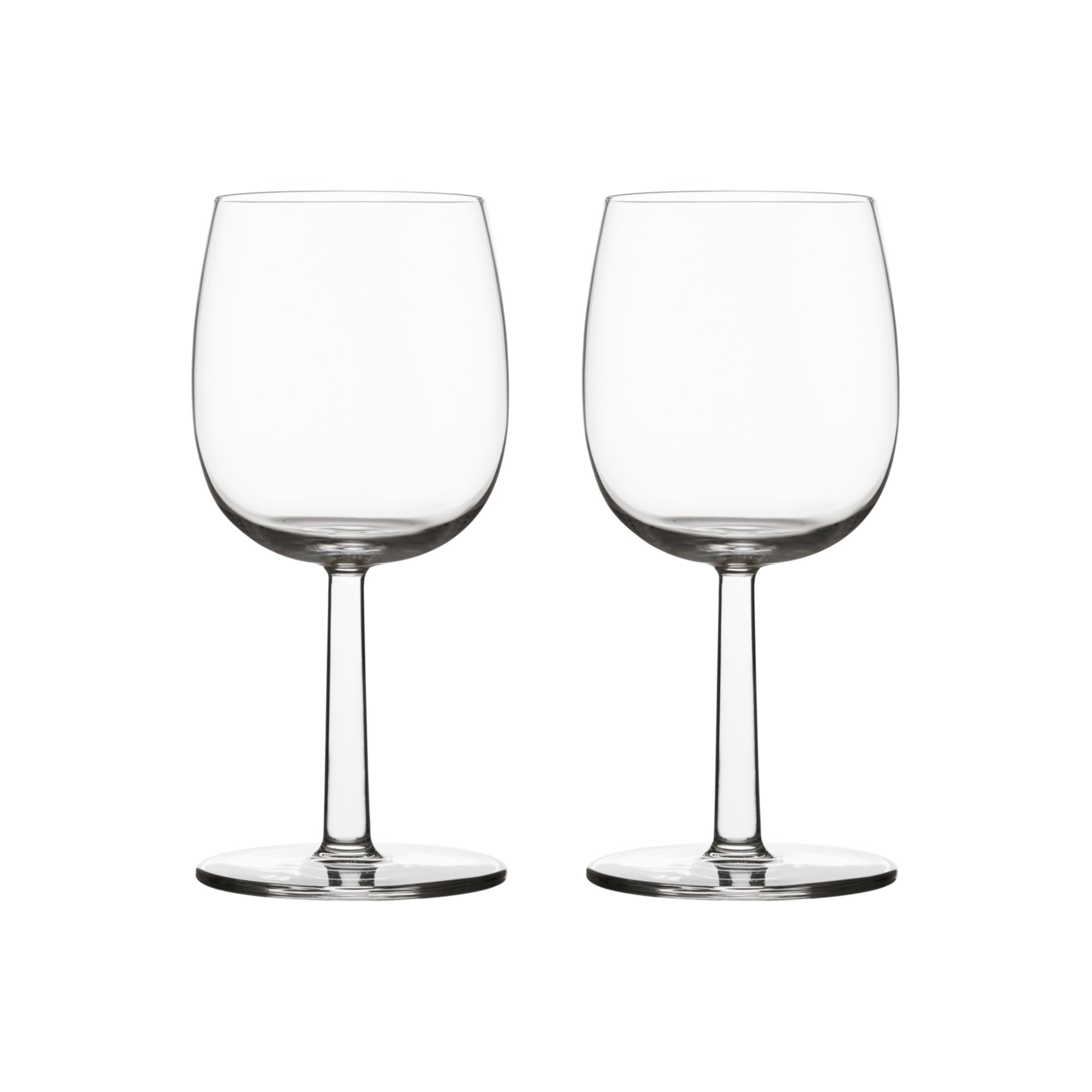 Raami Red Wine Glass Set of Two