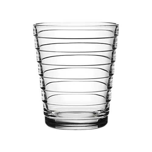 Aino Aalto Small 220ml Tumbler in Clear