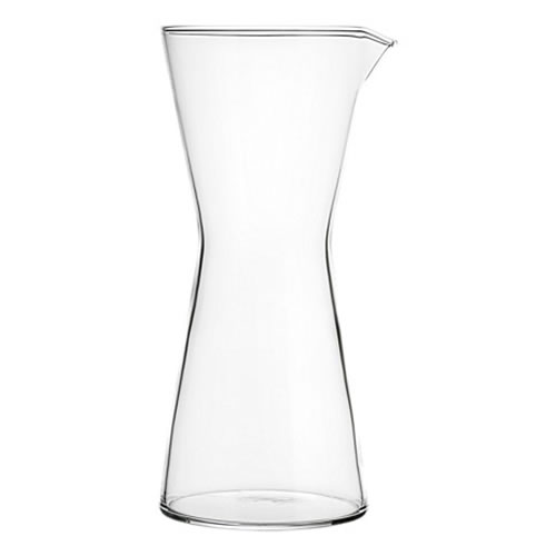 Kartio Carafe in Clear 22cm