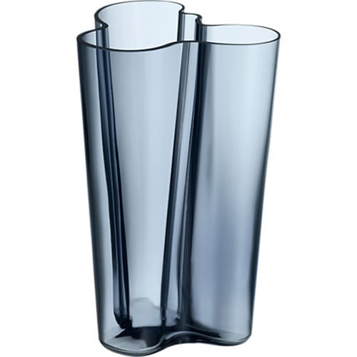 Alvar Aalto Collection Vase 251mm in Rain