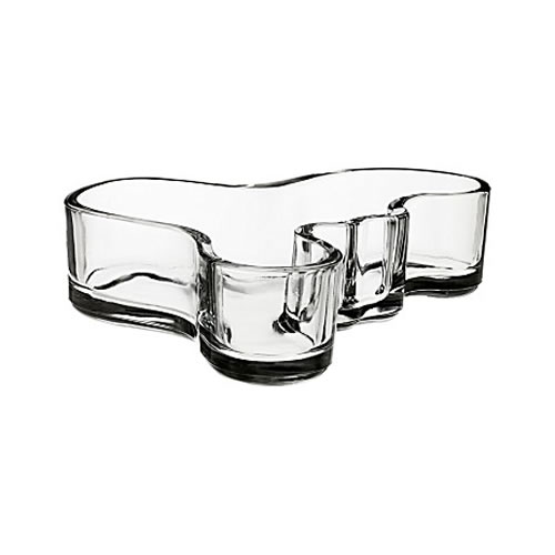 Alvar Aalto Small Bowl in Clear
