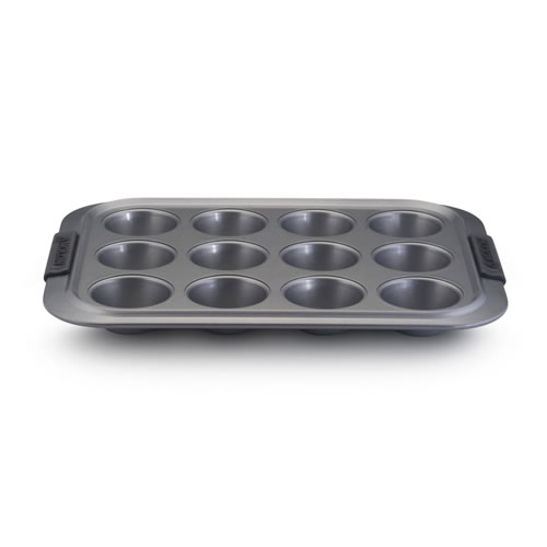 Advanced 12 Cup Muffin Pan with SureGrip Handles