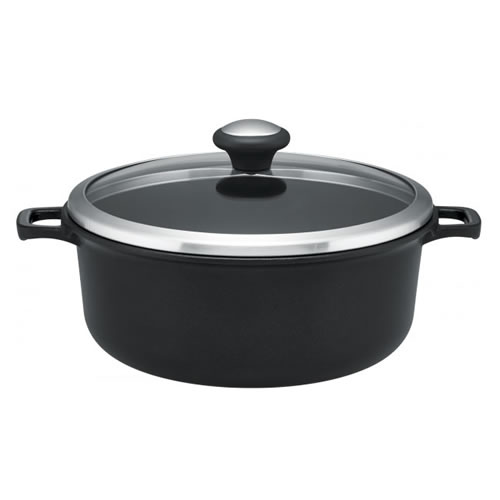 Essteele Per Forza 28cm 6L Covered Casserole
