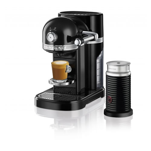KES0504 Nespresso Machine in Onyx Black