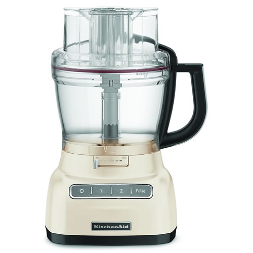 Artisan KFP1333 ExactSlice Food Processor in Almond Cream