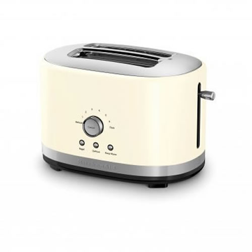 KMT2116 2 Slice Toaster in Almond Cream
