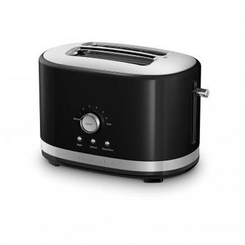 KMT2116 2 Slice Toaster in Black