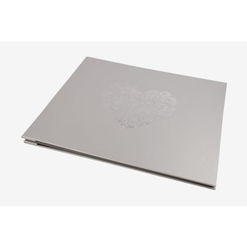 Album Amore Large in Silver
