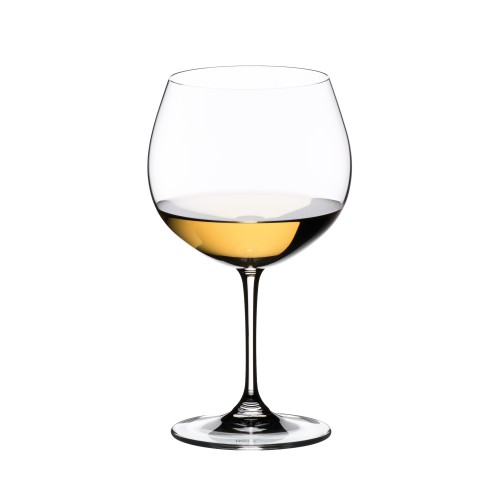 Vinum Oaked Chardonnay Glass Pair