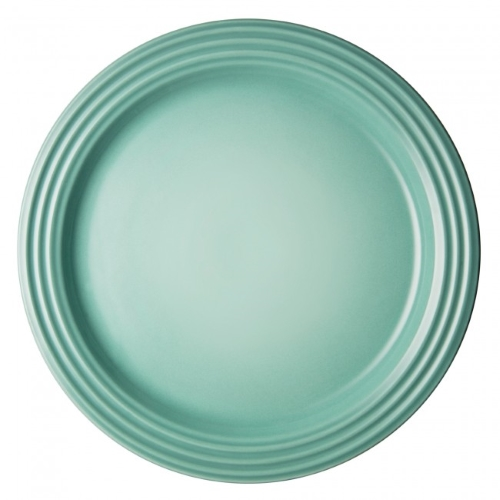 Stoneware Dinner Plate 27cm in Sage