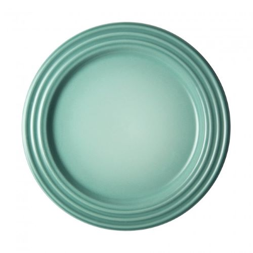 Stoneware Side Plate 22cm in Sage