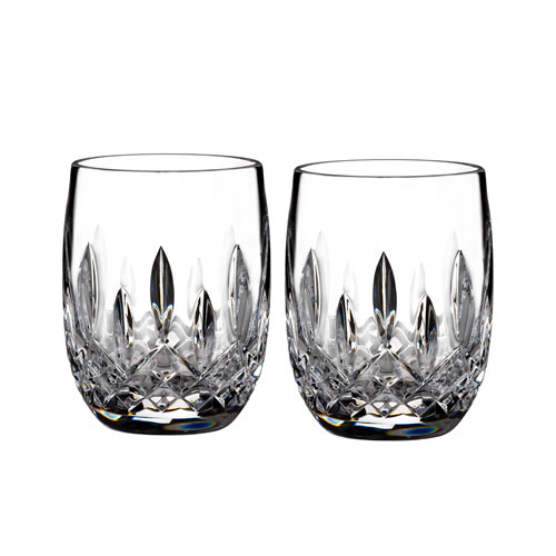 Lismore Rounded Tumbler Pair