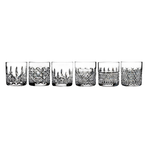 Waterford Crystal Lismore Heritage Tumbler Set