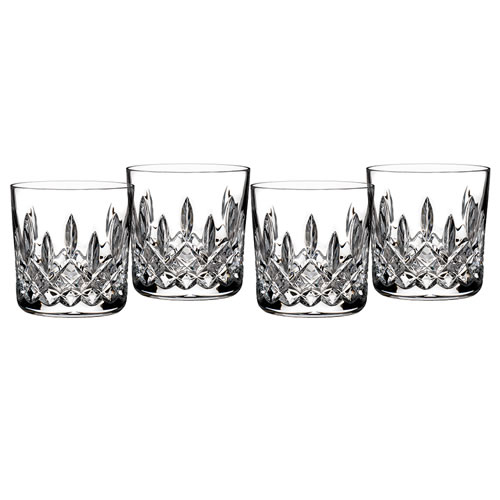Lismore DOF Tumbler Set of 4