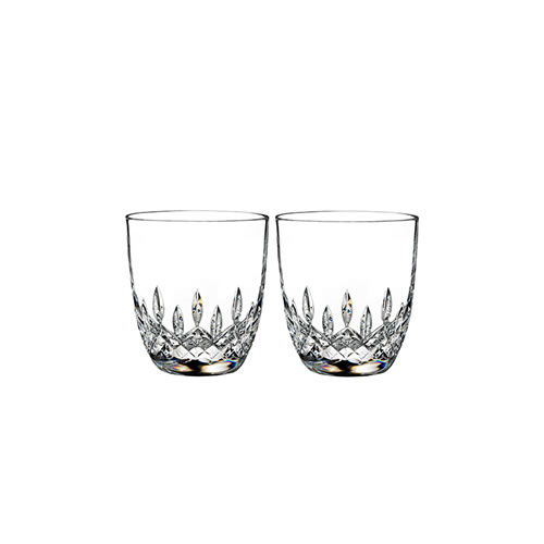 Waterford Crystal Lismore Encore Tumbler Pair