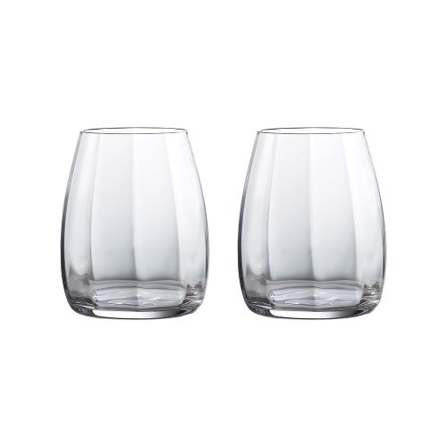 Elegance Optic Tumbler Pair