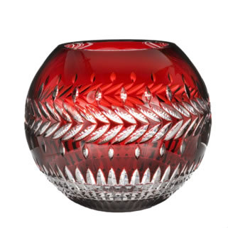 Meg Ruby Rose Bowl 30cm