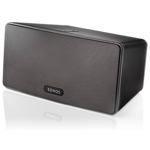 Sonos PLAY:3 Wireless Speaker System in Black
