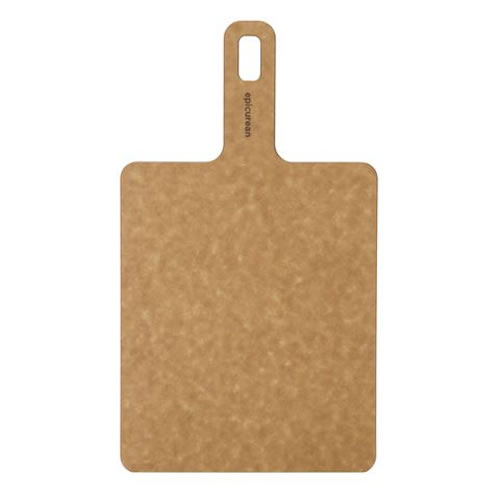 Epicurean Cut & Serve Natural Paddle 23x18cm