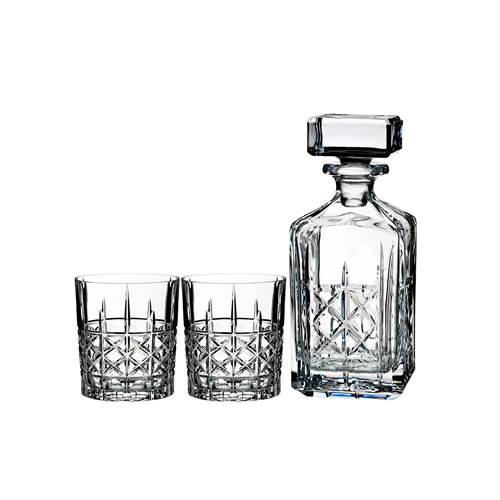 Marquis by Waterford Brady Decanter Set
