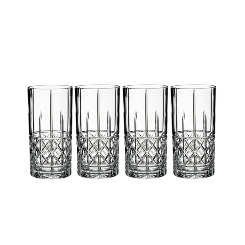 Marquis Brady Hi-ball Glasses