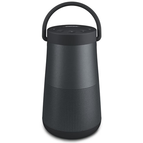 Bose SoundLink Revolve Portable Bluetooth Speaker Triple Black
