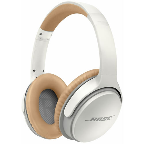 Bose SoundLink II Wireless Around Ear Headphones White