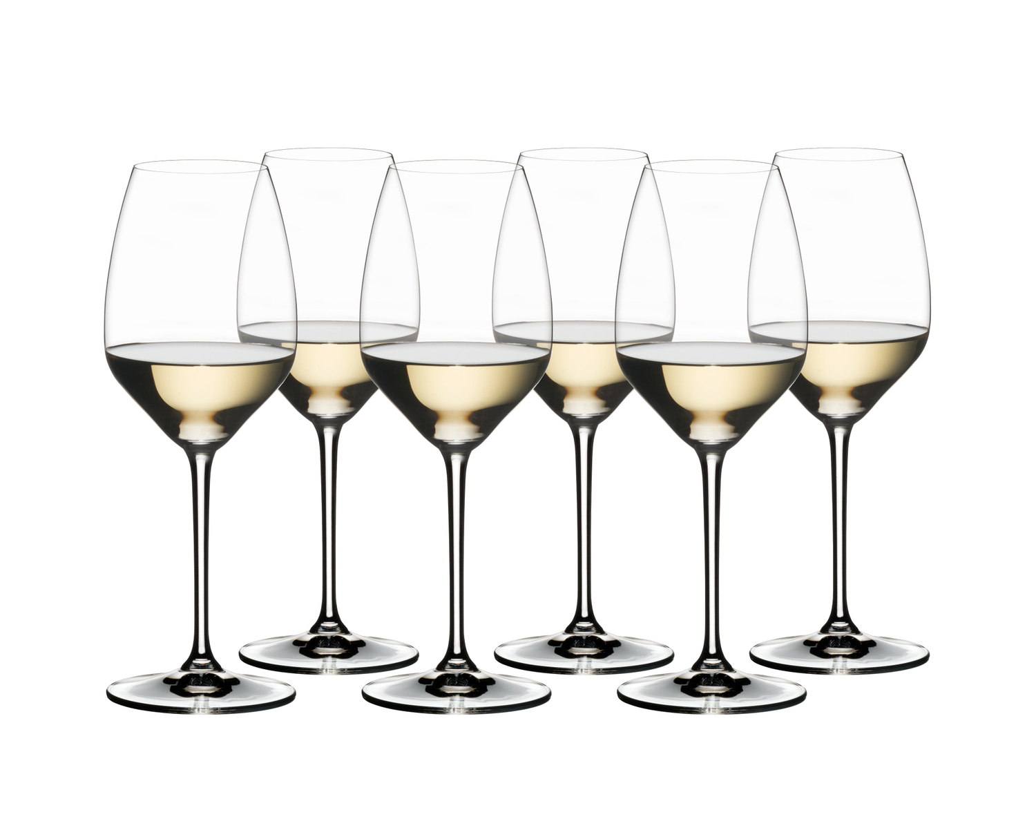 Extreme Set of Six Riesling Glasses