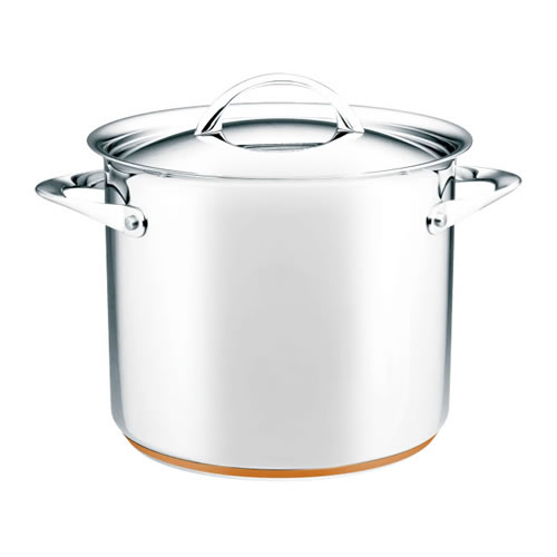 Essteele Per Vita 9.0L Covered Stock Pot