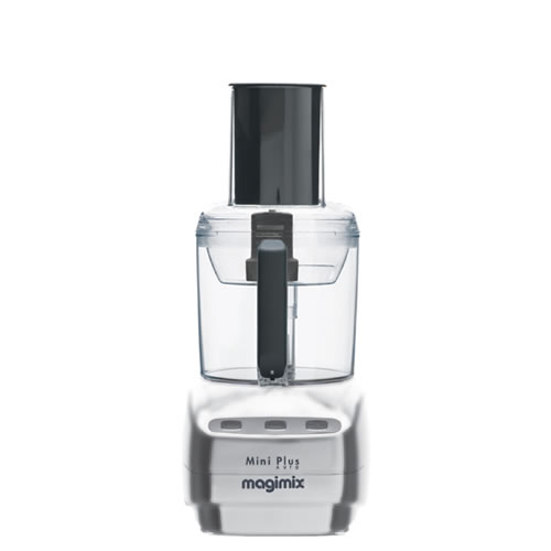 Magimix Le Mini Plus in Matt Chrome
