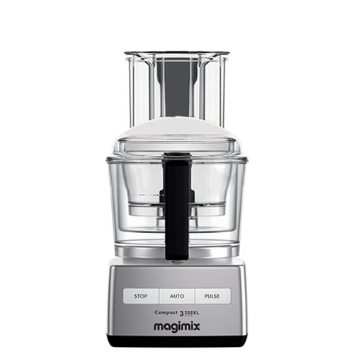 Magimix 3200 XL Food Processor in Chrome