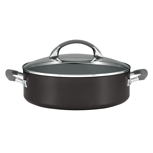 Anolon Endurance 28cm 4.7L Covered Sauteuse