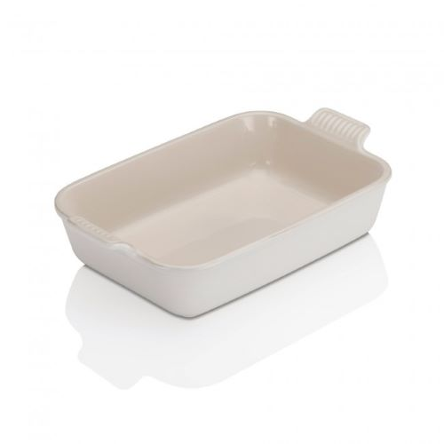 Cotton Heritage Deep Rectangular Dish 26cm