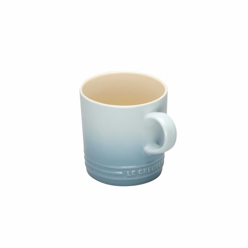 Stoneware Mug in Coastal Blue